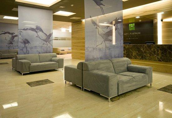 Hotel Platinum : Lobby