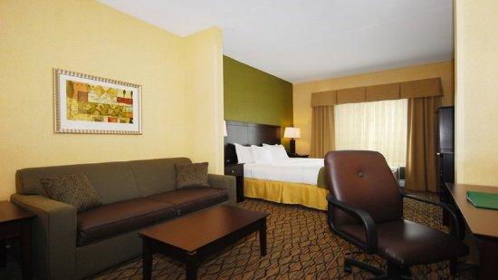 Kittanning, Пенсильвания: Guest Room