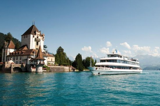 Interlaken Cruise Day Pass on Lake...