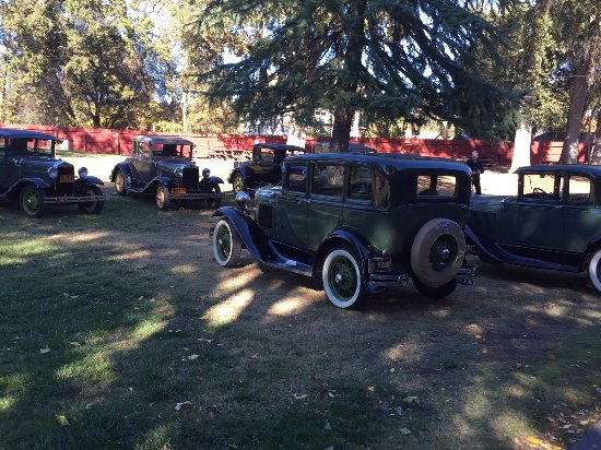 Jamestown, Californien: Model A Club of Northern California