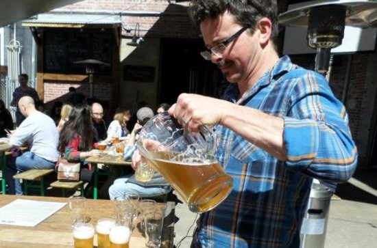 3-Hour Small Group Downtown Asheville Brewery Walking Tour