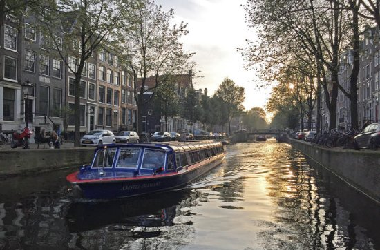 Canal Cruise and Amsterdam Dungeon