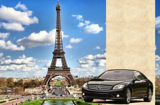 Private Paris Transfer Airport CDG to Paris Hotel