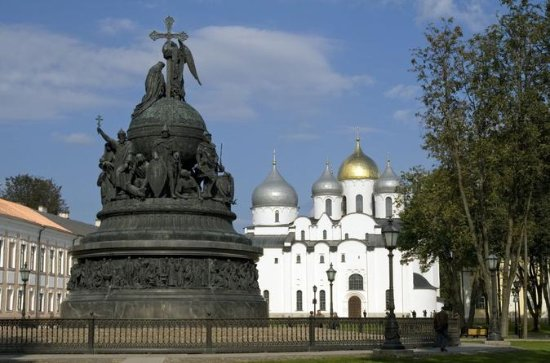 Novgorod Ancient Russia Full Day Tour