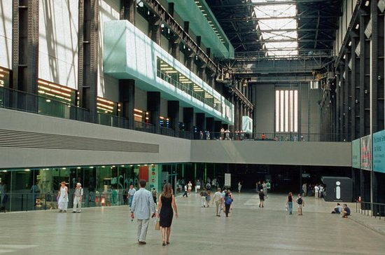 The Tate Modern Private Guided Museum...