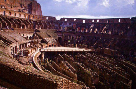 Roman Highlights and Colosseum