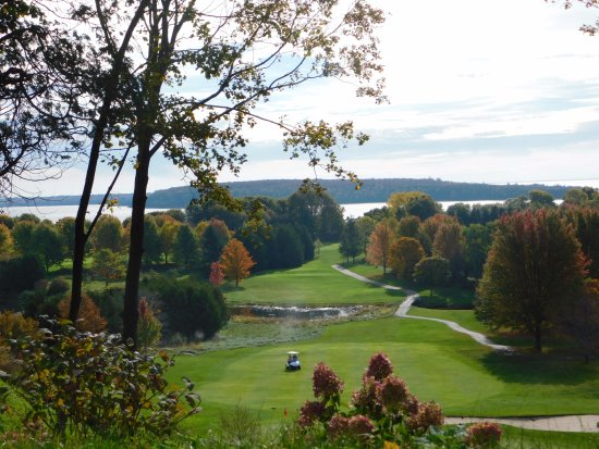 Grand Hotel: Golf course