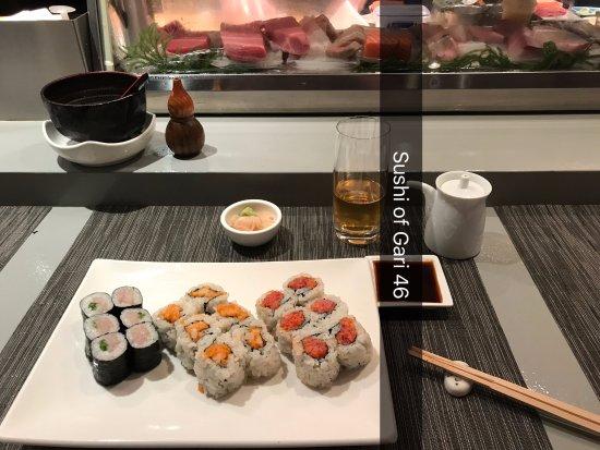 Sushi of Gari 46 : Sushi rolls