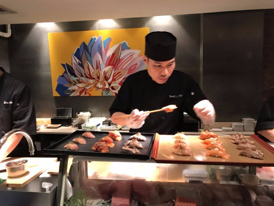 Sushi of Gari 46 : Excellence every day!