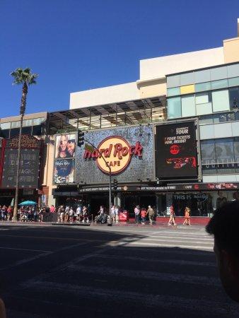 Hard Rock Cafe Hollywood Blvd Menu Prices