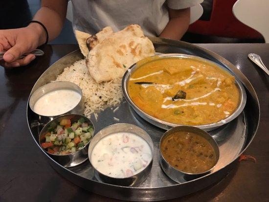Indian Food Bellevue Washington