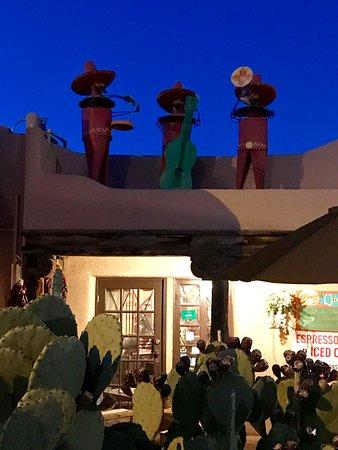 Church St Cafe Old Town Albuquerque
