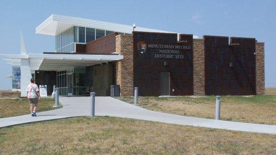Philip, Dakota Południowa: Visitor's Center/Museum