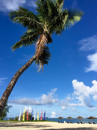Fiesta Resort & Spa Saipan: Beach view