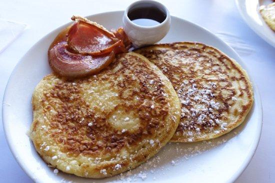 Whale Restaurant: Pancakes