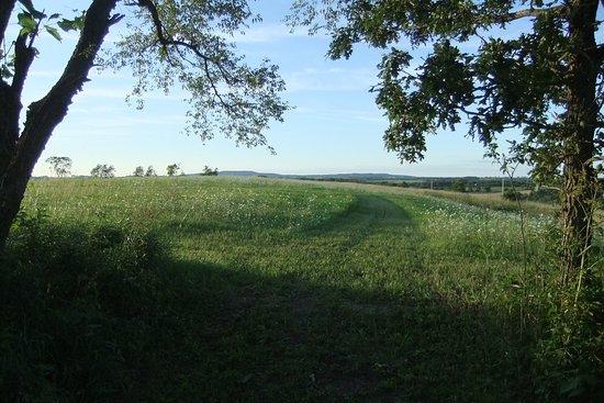 Mount Horeb, Ουισκόνσιν: HIking paths.