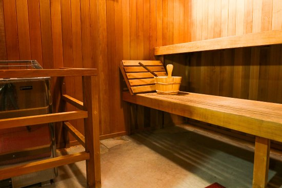 Sunriver, OR: Sauna