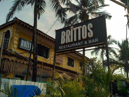 Britto's: branding