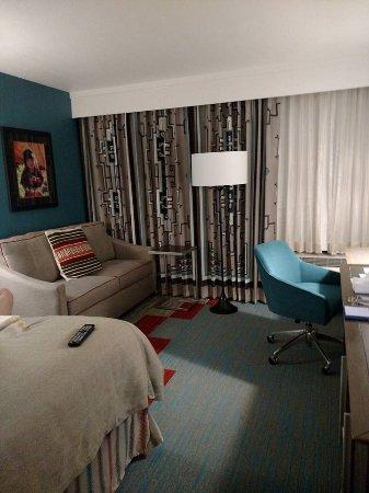 Hampton Inn Kayenta : Sitting area