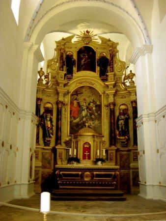 Vienenburg, Germany: Altarraum