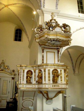 Vienenburg, Germany: Kanzel
