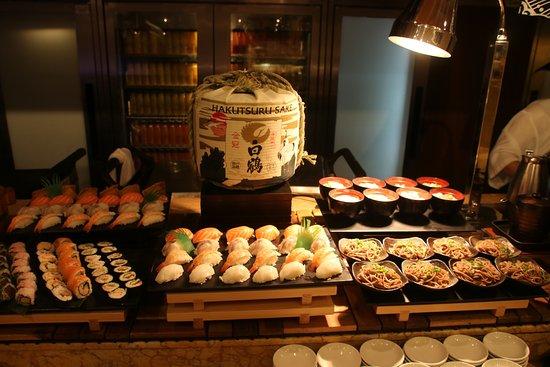 Cafe Renaissance Hong Kong Breakfast