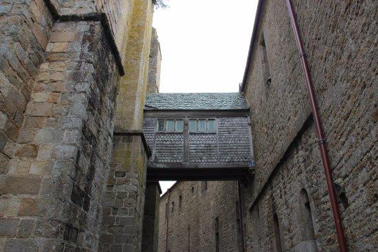 Picture of la porte du roy mont saint for Porte 12 tripadvisor
