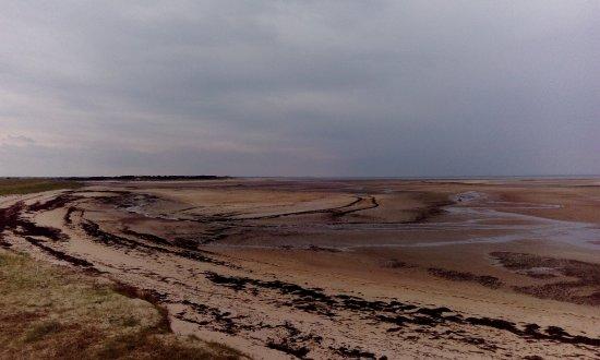 Bretteville-sur-Ay, Fransa: Am Strand und in den Dünen