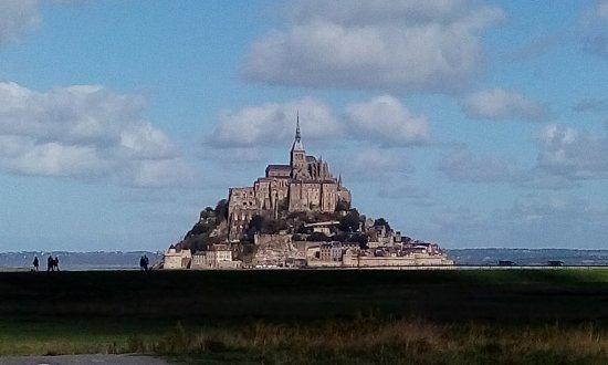Bretteville-sur-Ay, France: Le Mont Saint Michel