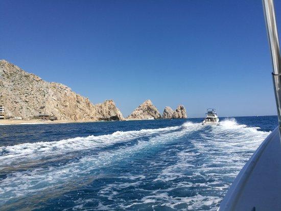 Pisces Sportfishing: amazing views
