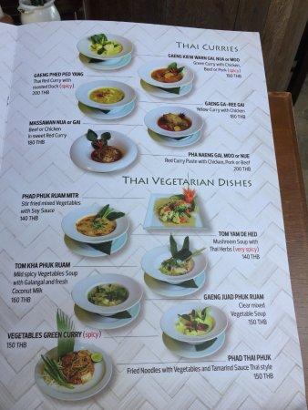 Panviman Resort - Koh Pha Ngan: La nouvelle carte