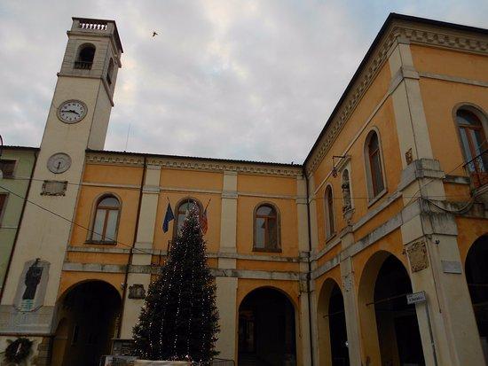 Palazzo Municipale e Torre Civica