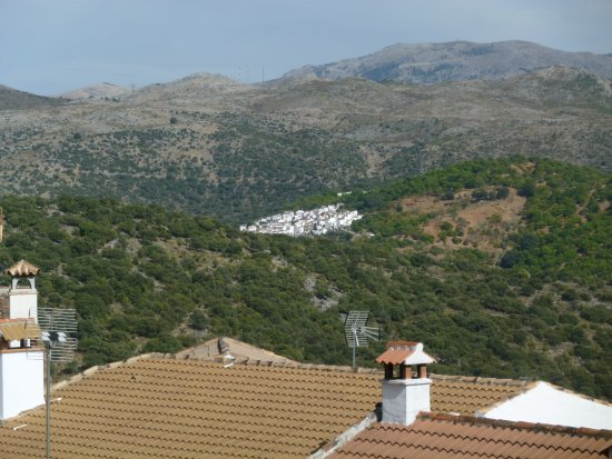 Cartajima, Spanien: View from the room Nr 3