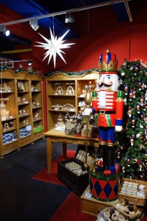 Derenburg, ألمانيا: Weihnachtsausstellung