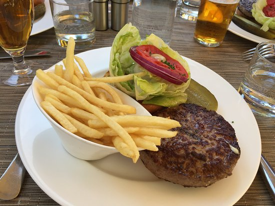 El Dorado Hotel & Kitchen: Edk Burger