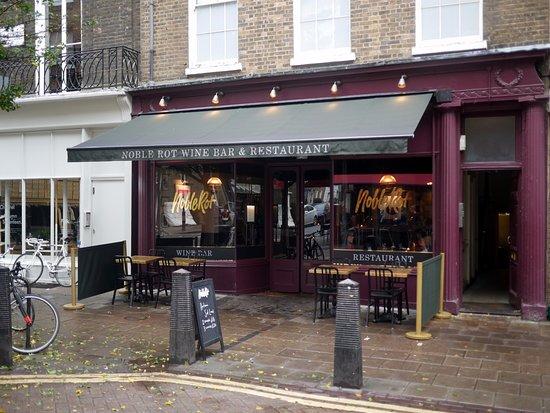 Restaurants Lambs Conduit Street London