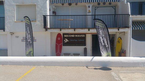 Second Waves Surfing School