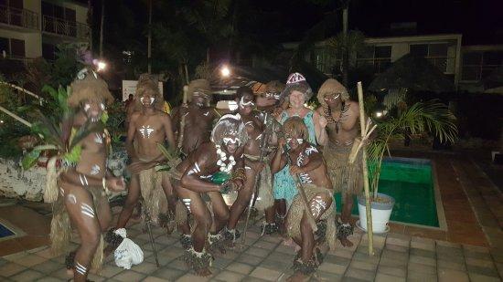 The Melanesian Port Vila: Cultural group