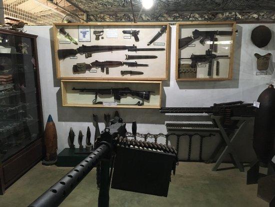 Shows memorabilia equipment - Museums in Palawan