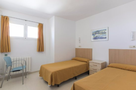 Sierra Nevada Inturjoven Youth Hostel: Doble Baño Interior