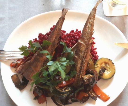 Ratuszowa Restaurant: rybki