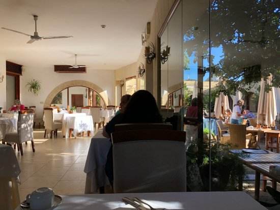 Hotel Ta' Cenc & Spa: Breakfast restaurant