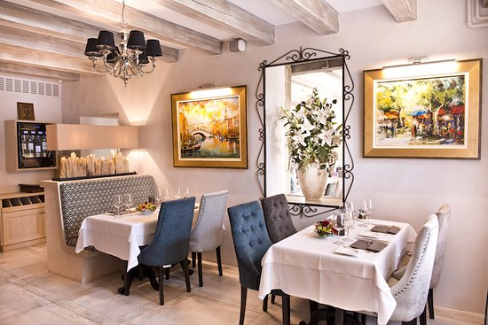 Restaurant du Cheval-Blanc: Notre salle de restaurant