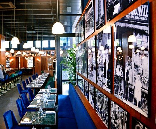 Fratelli ristorante lyon restaurant reviews phone number