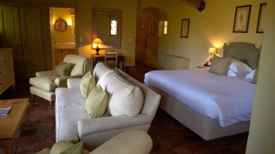 Hotel Crillon le Brave: Room 35