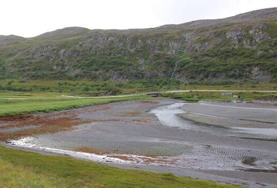 Sandfjorden照片