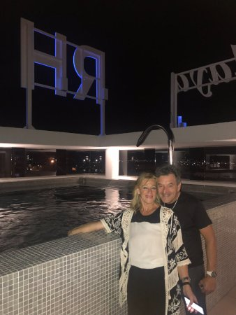 Hotel RH Vinaros Playa: Azotea