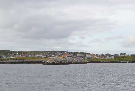 ‪‪Berlevag‬, النرويج: The town of Berlevåg‬