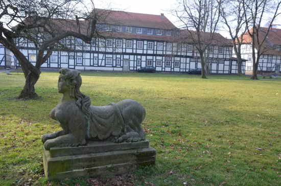Salzgitter, Alemania: Gutspark mit Freilichtbühne