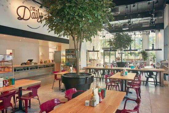 Rove City Centre The Daily Restaurant